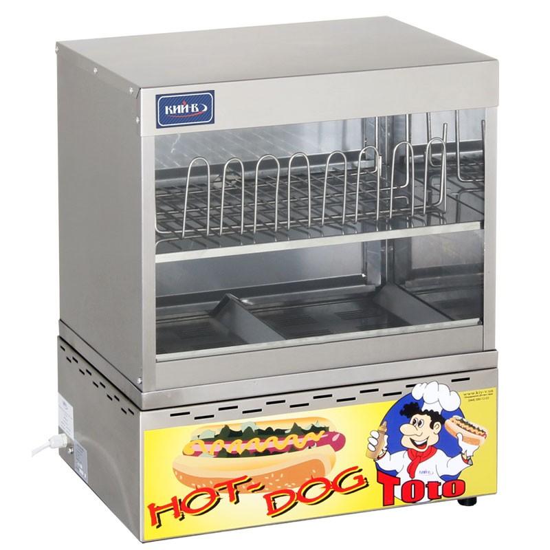 Аппарат для приготовления хот догов АПХ-П КИЙ-В
