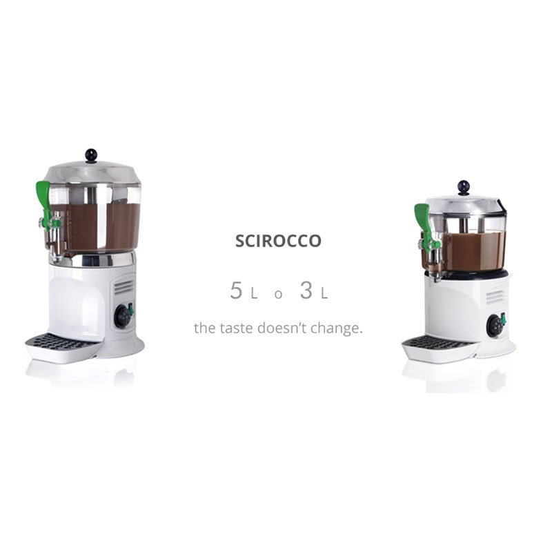 Аппарат горячего шоколада Bras Scirocco