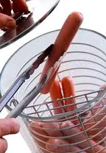 Аппарат приготовления хот догов Hendi 265000