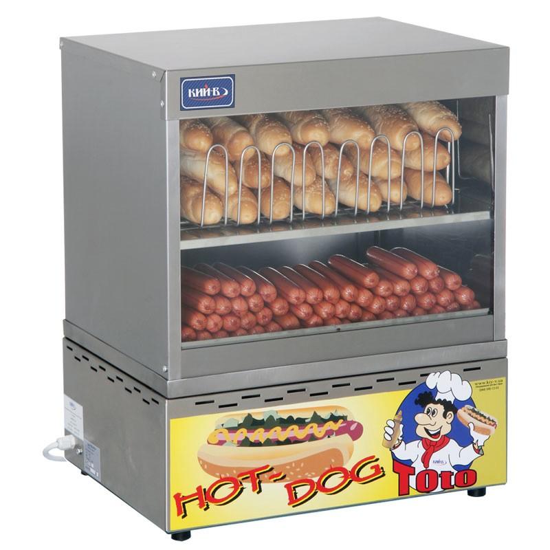 Аппарат для хот догов АПХ-П
