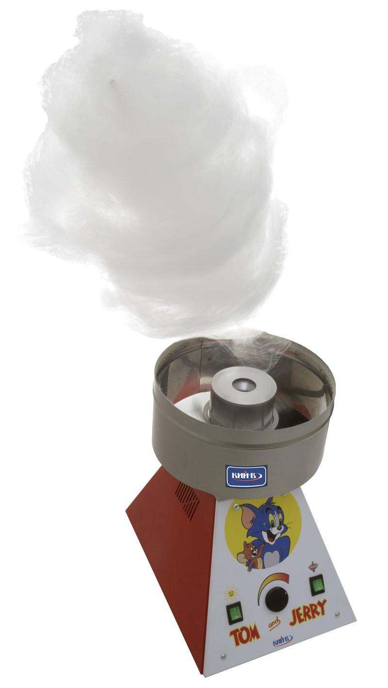 Аппарат сахарной ваты КИЙ-В УСВ-1 Том и Джери