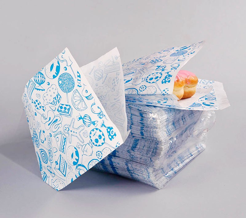 Пакеты для донатсов