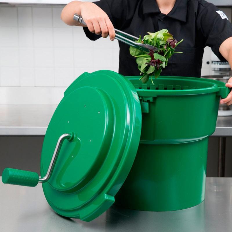Центрифуга для сушки салатов и зелени One Chef SP9.5