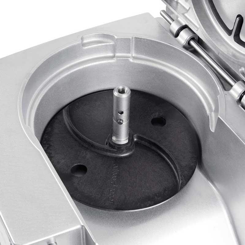 Установка диска Robot Coupe