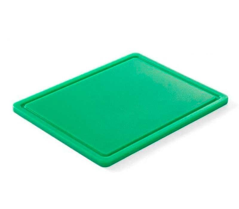 Доска разделочная GN 1/2 Hendi 826133 зеленая