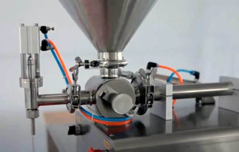 Дозатор для пастообразных продуктов WGD 2500 (300 - 2500 мл.)