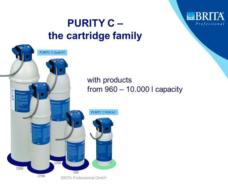 Фильтр-система Brita Purity С QUELL ST