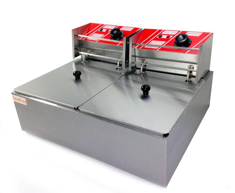 Фритюрница электрическая GoodFood EF66