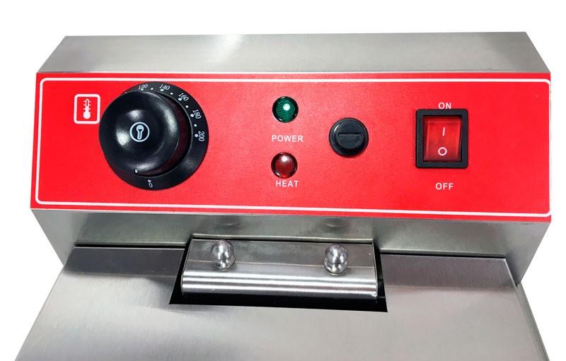 GoodFood Фритюрница электрическая профессиональная EF8