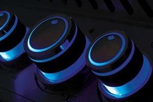 Регуляторы с подсветкой NIGHT LIGHT