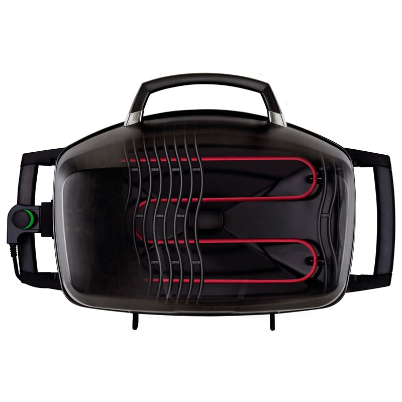Электрический гриль барбекю Napoleon TravelQ PRO-285E