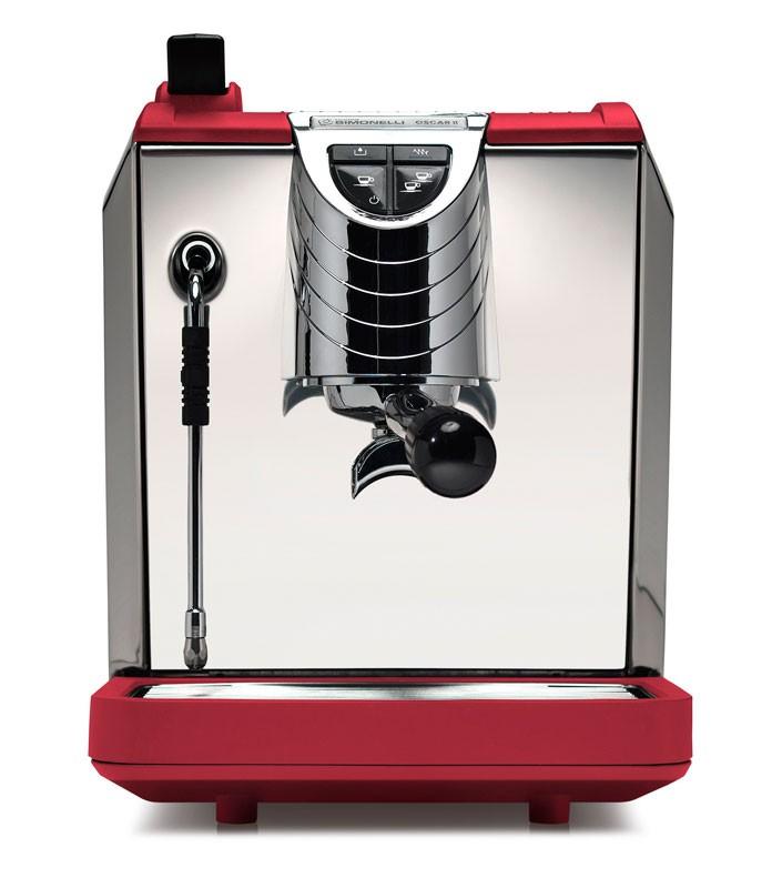 Автоматическая кофемашина Simonelli Oscar II Red