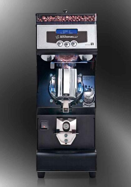 Профессиональная кофемолка Nuova Simonelli MCF Black