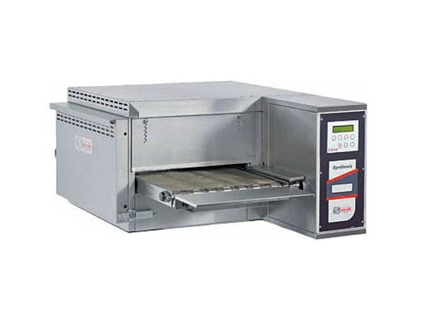 Конвейерная печь для пиццы Zanolli SYNTHESIS 12/80 VE