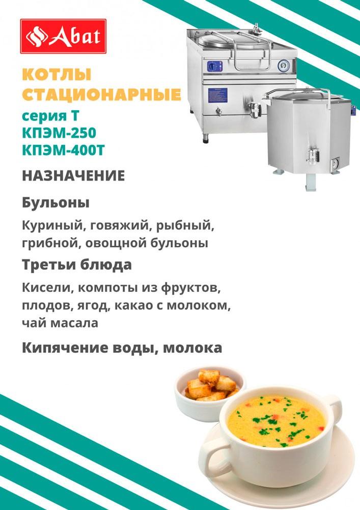 Котел Abat КПЭМ-250