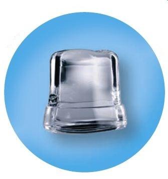 Льдогенератор кубикового льда Brema CB 184A ABS