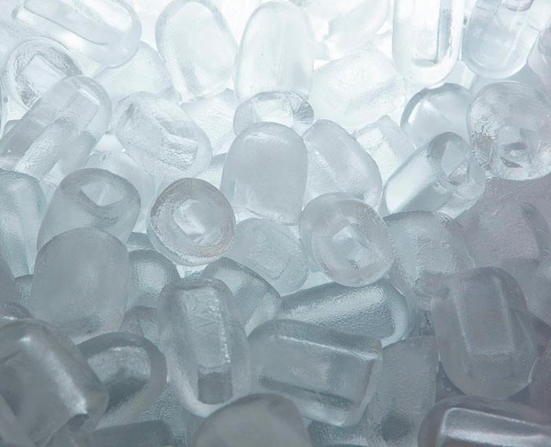 Льдогенератор пальчикового льда Hurakan HKN-IMF18