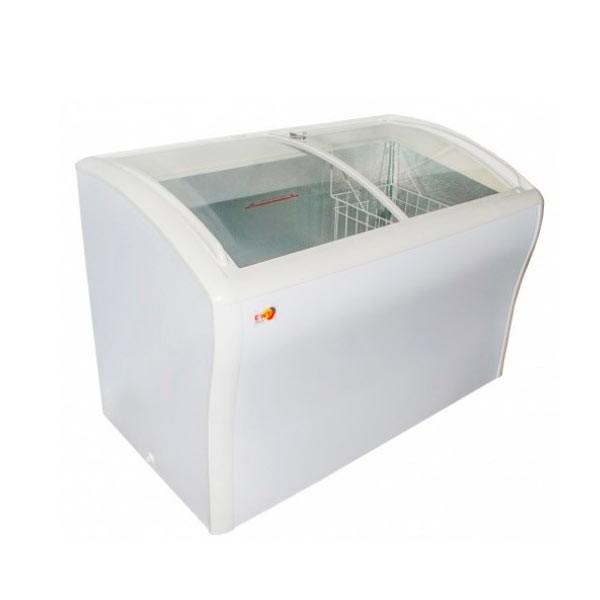 Морозильный ларь EWT INOX CF378SС