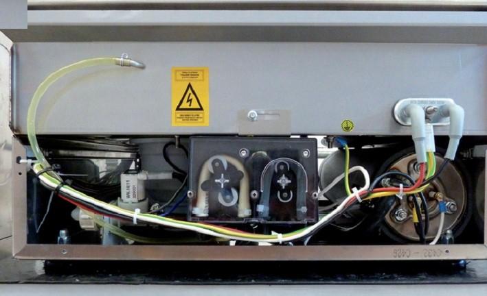 Krupps C537Т Все элементы доступны.