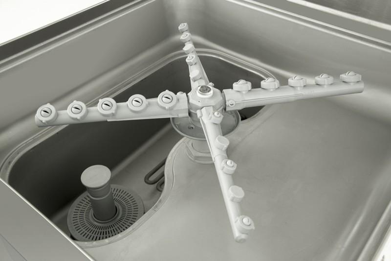 Купольная посудомоечная машина OZTI OBM 1080M PDR