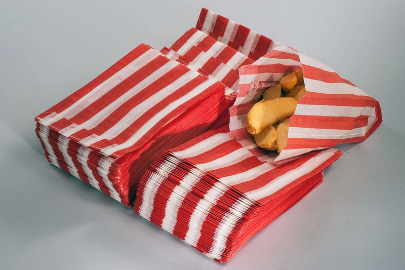 Пакет бумажный для попкорна 7.251
