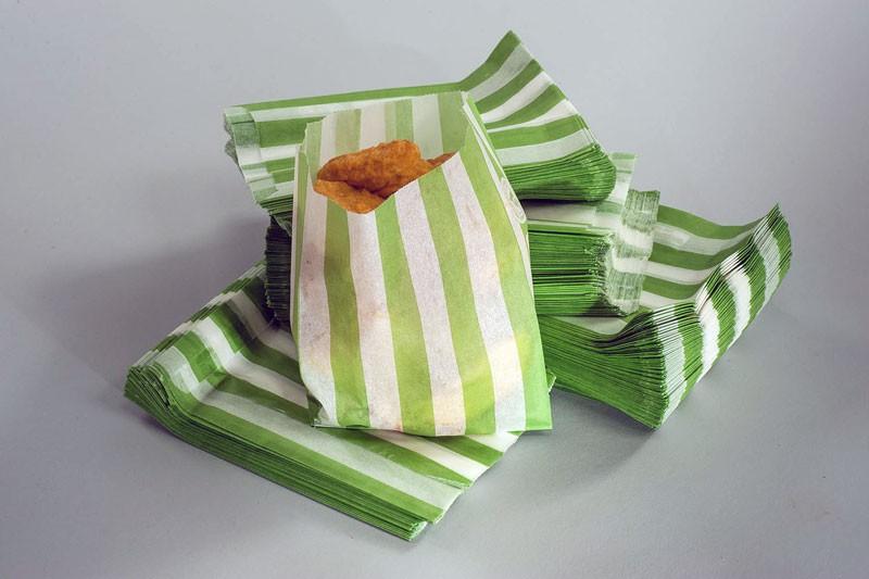 Пакет бумажный для попкорна КИЙ-В Трейд 7.252