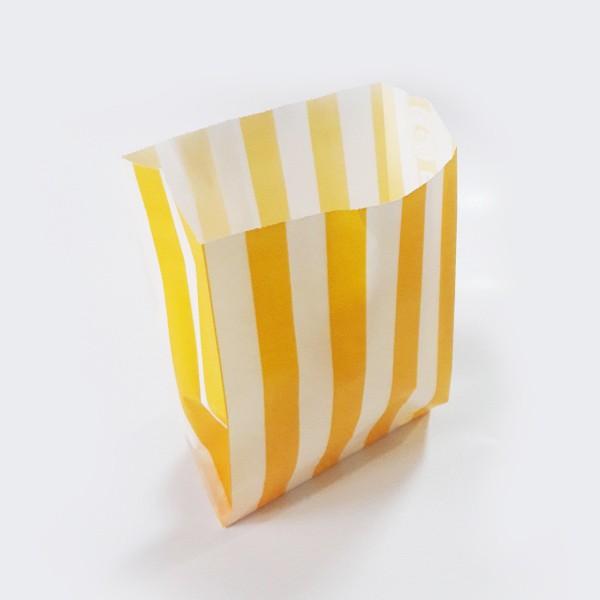 Бумажный пакет для попкорна 700мл, 500 шт.
