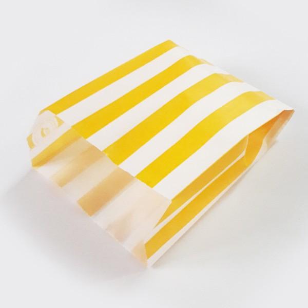 Пакет бумажный для попкорна 700мл, 500 шт.