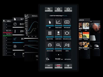 Сенсорная панель управления LCD MASTER.Touch.