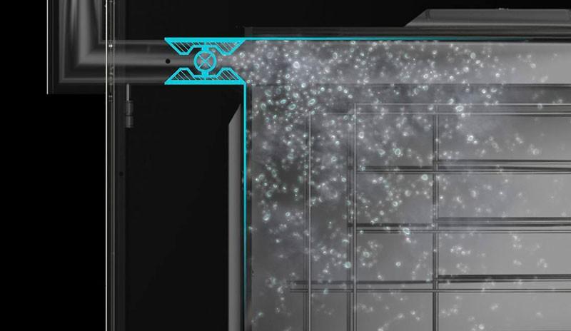 Optimal Climatic. Конвекционная печь Piron PF9006 D