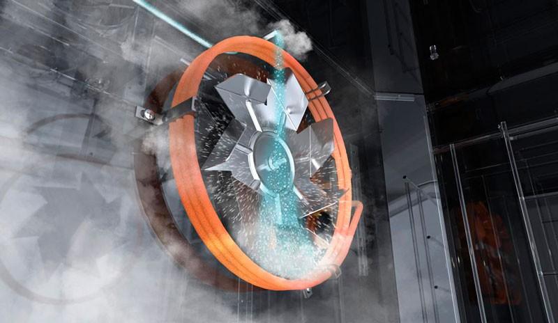 Direct Steam Пароконвекционная печь Piron PF9004 D