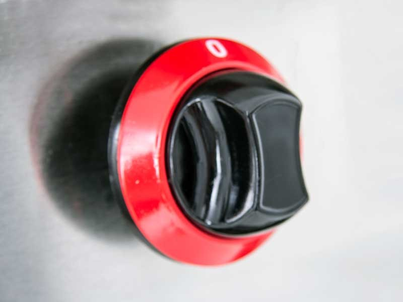 Плита газовая промышленная КИЙ-В ПГ-2-П