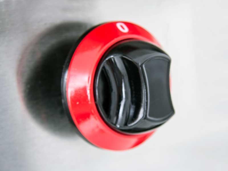 Промышленная Плита газовая КИЙ-В ПГ-4-П