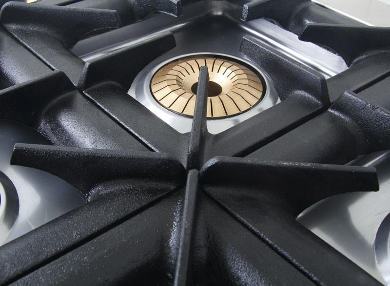 Плита газовая промышленная МО15-4/400х400 Pimak