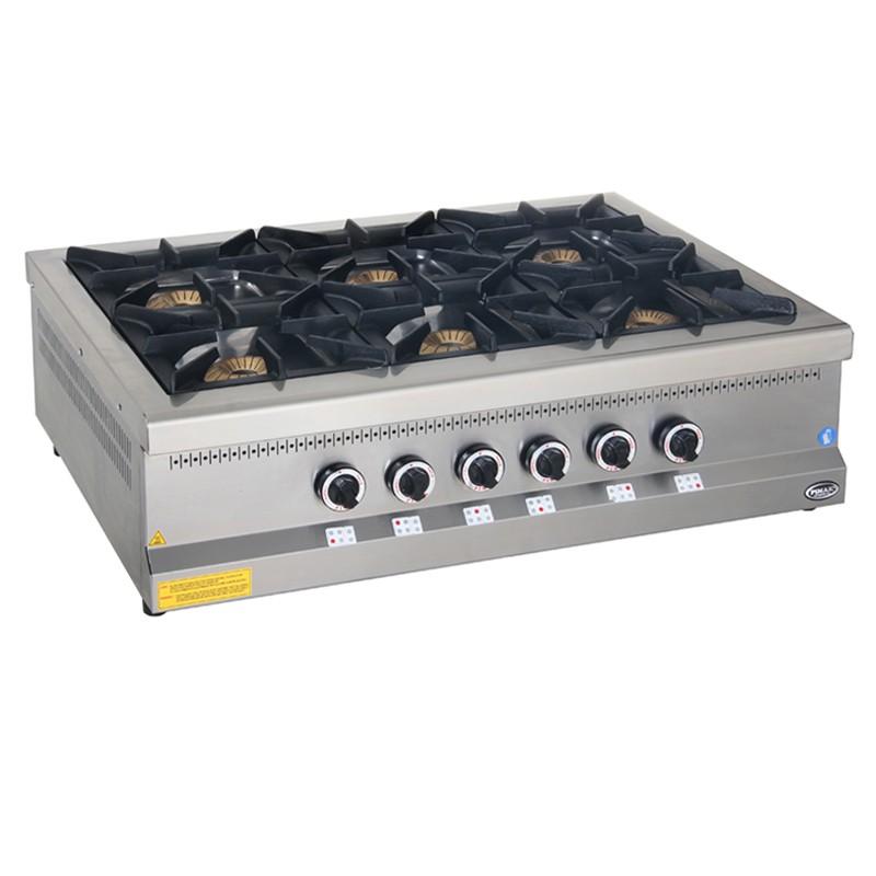 Плита газовая Pimak МО15-6N