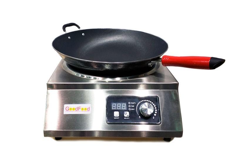 Индукционная плита GoodFood IC35 WOK