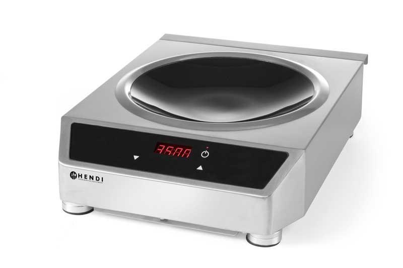 Плита индукционная WOK HENDI 239766