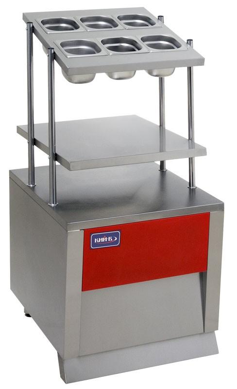 Прилавок для столовых приборов КИЙ-В ПСП-600 Эксклюзив
