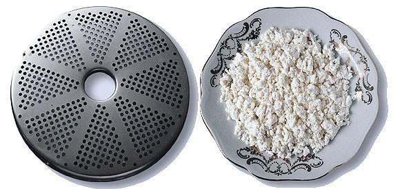 диск протирочный с отверстиями d 4 мм