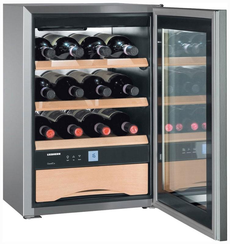 Шкаф для вина Liebherr WKes 653
