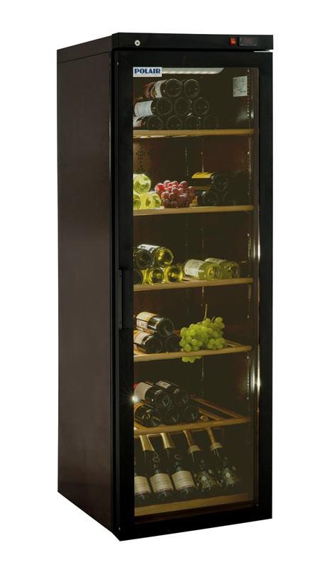 Шкаф для вина Polair DW104-Bravo