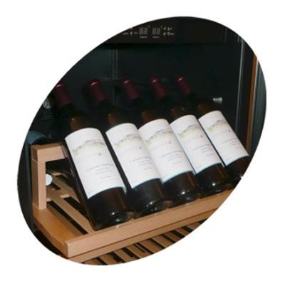 Шкаф для хранения вина Tefcold TFW375S
