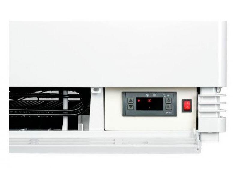 Шкаф холодильный RT78L-1D Black FROSTY