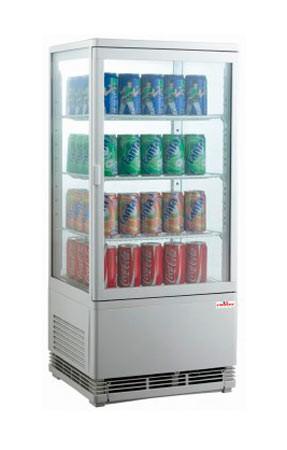 Шкаф холодильный FROSTY RT78L-1D White
