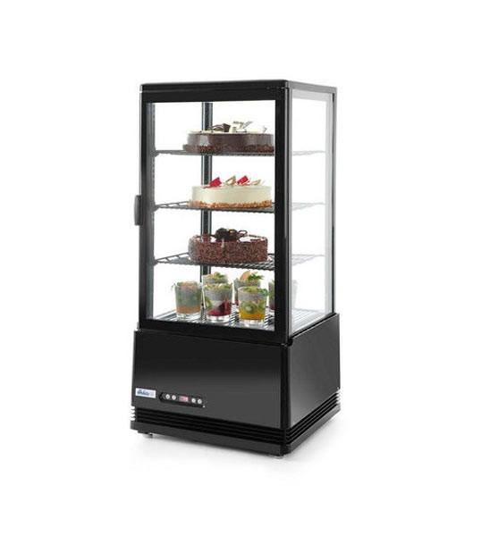 Шкаф холодильный FROSTY RT78L-3 Black