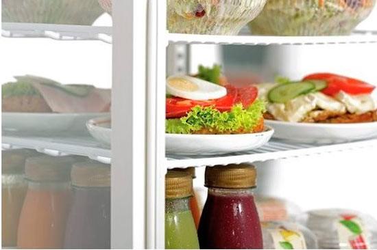 Шкаф холодильный RT98L-1D Black FROSTY
