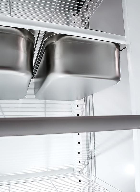 Холодильный шкаф Polair CM110-Sm Alu Полаир
