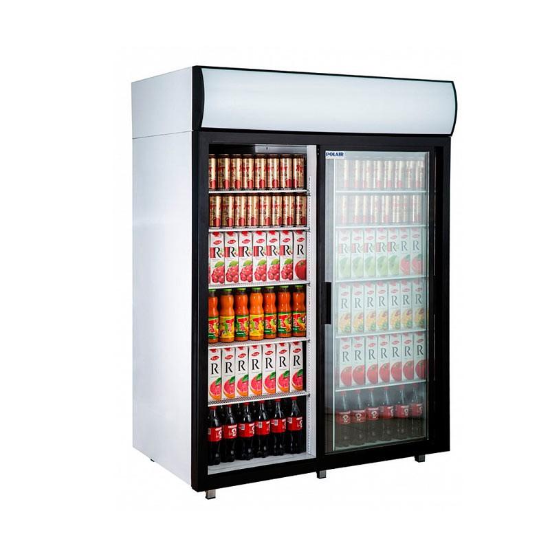 Шкаф холодильный Полаир DM114Sd-S 2.0