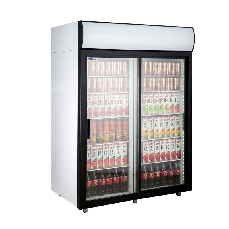 Шкаф холодильный DM114Sd-S 2.0