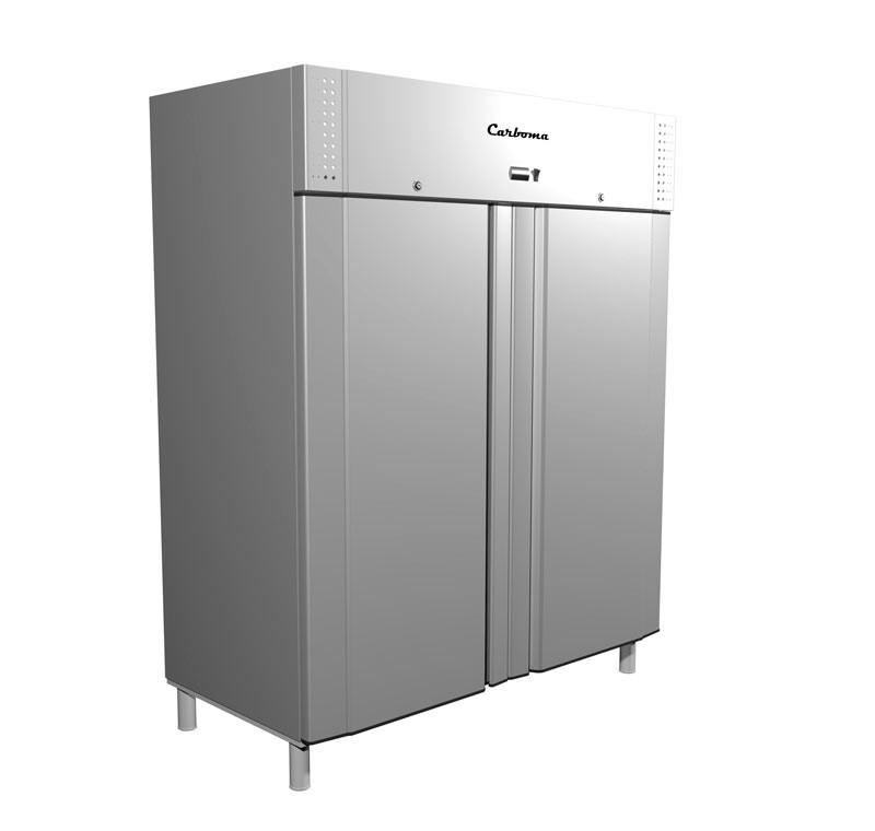 Шкаф холодильный Полюс V1400 Сarboma INOX
